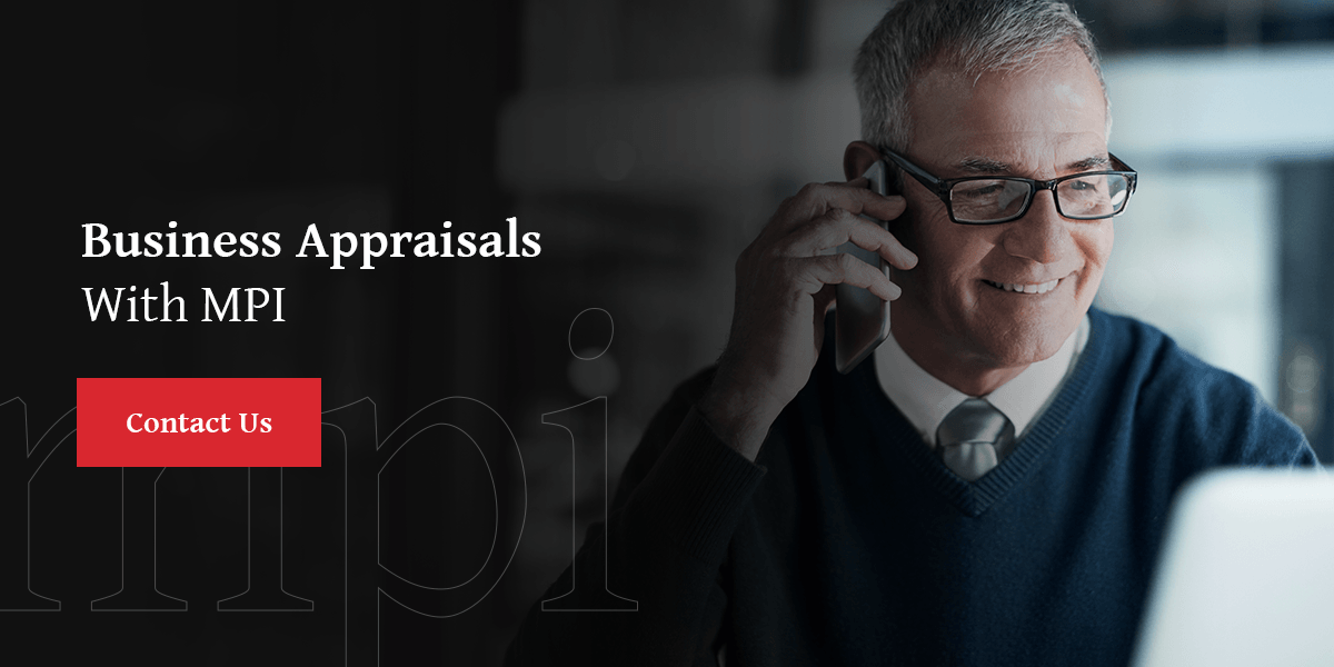 Business Appraisals With MPI